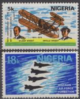 NIGERIA - 75e Anniversaire Du Premier Vol Des Frères Wright - Nigeria (1961-...)
