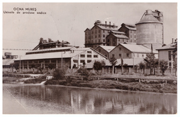 Romania Ocna Mures Uzinele De Produse Sodice 1962 - Rumänien