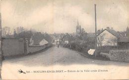 58-MOULINS ENGILBERT-N°369-E/0353 - Moulin Engilbert