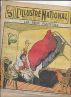 L' ILLUSTRE NATIONAL N° 12  31 Mars 1913 Les Deux Fauteuils - Sonstige