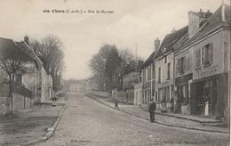 CHARS  Rue De Marines - Chars