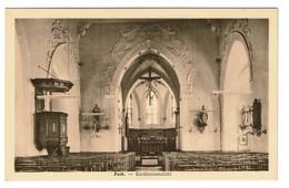 Perk - Kerkbinnenzicht - Uitg. R. Peeters - Gypers - 2 Scans - Steenokkerzeel