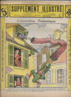 SUPPLEMENT ILLUSTRE   N° 15  14 Avril  1913   L' ACCORDEON FANTASTIQUE - Sonstige