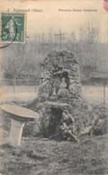 60-VERNEUIL-FONTAINE SAINTE GENEVIEVE-N°370-H/0147 - Andere Gemeenten