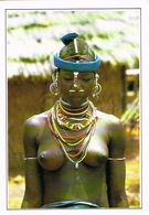 Senegal Carte Postale Postcard Portrait Jeune Fille Bedik Ethnie Erotisme Ed Edito-service Femme Neuve BE - Sénégal