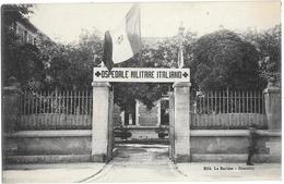 Grenoble , Dispensaire Militaire Italien - Grenoble