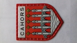 Ecusson Cahors - Magnets