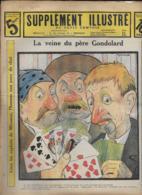 SUPPLEMENT ILLUSTRE  Du Petit Comtois     N° 21    29 Mai  1913  La Veine Du Père Gondolard - Sonstige