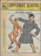 SUPPLEMENT ILLUSTRE  Du Petit Comtois     N° 22    2 Juin   1913   Un Duel Original - Periódicos