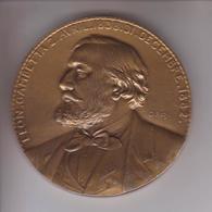 Léon Gambetta 2 Avril 1838 - 31 Décembre 1882 - Gravé Par Roty - Professionals / Firms