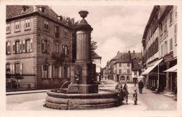 67-HAGUENAU-N°372-D/0205 - Haguenau