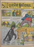 L' ILLUSTRE NATIONAL N°26  29Juin 1913   La Pêche Au Phoque - Livres, BD, Revues