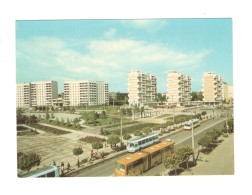 927 Soviet Russia Kishinev  Trolleybuss Buss Ikarus - Moldova