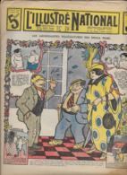 L' ILLUSTRE NATIONAL   N°28  13 Juillet 1913  Les Ahurissantes Villégiatures Des époux Poire - Livres, BD, Revues