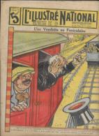 L' ILLUSTRE NATIONAL   N°49 8 Décembre  1912  Une Vendetta Au Funiculaire - Other