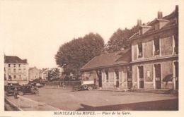 71-MONTCEAU LES MINES-N°373-C/0323 - Montceau Les Mines