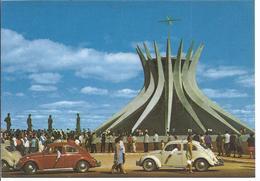 Brasilien - Kathedrale   - AK 11.300-006 - Brasilia