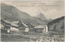 Queyras (05) - Environs D'Abriès - Valpreveyre Et Le Bric-Bouchet - France