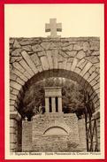 Signeulx-Baranzy. Entrée Monumentale Du Cimetière Militaire - Musson