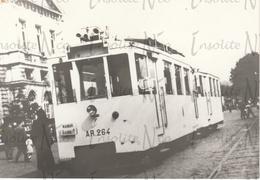Photographie De Tram AR 264 Namur Hannut Devant La Gare De Namur - Other
