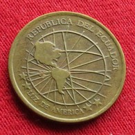 Ecuador 1 Centavo 2000 KM# 104 Equador Equateur - Equateur