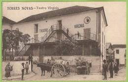 Torres Novas - Teatro Virginia - Costumes Portugueses - Mercado - Customs. Santarém. - Santarem