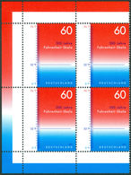 FAHRENHEIT, D.F. - Germany 2014 Michel # 3109 -  Bloc Of 4 ** MNH -  Physics, Physicist - 300 Years Temperature Scale Fa - [7] West-Duitsland