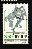 Israel, Judo - Judo