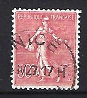France 1924-32  Semeuse (o) Yvert 199 - 1903-60 Sower - Ligned