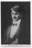 Kapellmeister Ferd. Trost - Plain Back - Music And Musicians