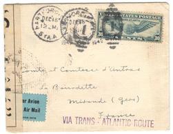 8918 - VIA TRANS-ATLANTIC ROUTE - United States