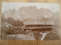 Cortina Batzenhause 1910 - Italia