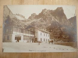 Cortina Pass Hotel Coi Laagazuoi 1910 - Italia