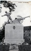 La Fère (Aisne)  Monument Aux Morts (1914-1918) - France