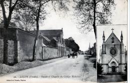 Luçon (Vendée) Chapelle Du Collège Richelieu - Lucon