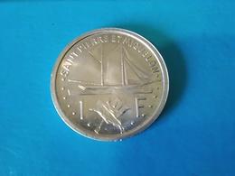 SAINT PIERRE Et MIQUELON   1 Franc  1948  --UNC-- - Kolonien