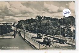 CPA-36240- Suisse  -Basel (vers 1960 Avec Belle Animation) -Dorenbach -Viadukt - BS Bâle-Ville