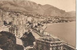 MONTECARLO VUE GENERALE   (367) - Monte-Carlo