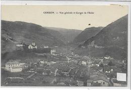 01 LOT1B , 8 Belles Cartes De L'Ain , état Extra - Postcards