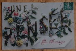 44 : Une Pensée De Bouaye - Carte Souvenir - (n°13401) - Bouaye