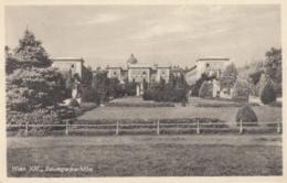 AK - Wien XIV - Baumgartner Höhe Otto-Wagner-Spital 1948 - Otros