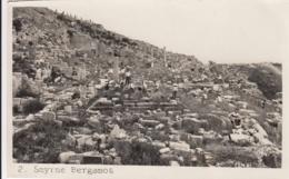 AK - Türkei - PERGAMOS Bei Smyrna (Izmir) - Ausgrabungen 1931 - Türkei
