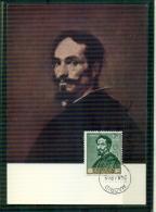 "CM-Carte Maximum Card-Tarjeta Maxima #1969-Espana,Spain,Spanien #Tableau,Gemälde,painting By  Alonso Cano "" Velazquez "" - Cartes Maximum"
