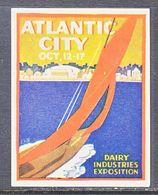 ATLANTIC  CITY  *  DAIRY  EXPO. - United States