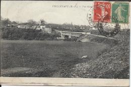 Viellenave 64 - Vue Générale  1921 - France