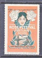 PORTLAND, OREGON  ROSE  FESTIVAL  1916  * - United States