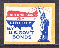 BUY  U.S.  BONDS  Fault   ** - United States