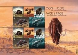 2018 Fauna Prehistorie Mamoet Mammut Mammouth Mammoth MNH ! - Stamps