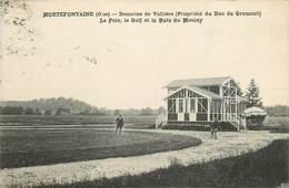 MORTEFONTAINE-domaine De Vallière-le Polo Le Golf Et La Butte Du Mouloy - Sonstige Gemeinden