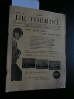 De Toerist 7 (1 April 1955) : Kruishoutem, Eupen, Frank Greven, Amedée Vergaert - Magazines & Newspapers